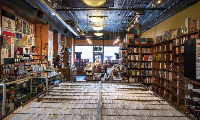 A Shop Called Quest: 25 Comics or a Lifetime Membership at A Shop Called Quest (Up to 70% Off)