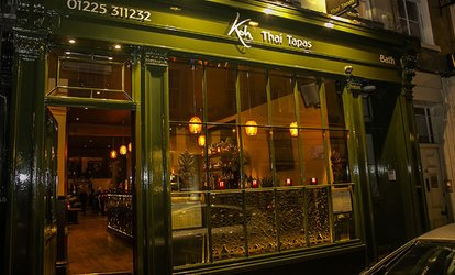 image for Two-Course Lunch for Two or Four with One Side to Share per Two at Koh Thai Tapas - Bath (Up to 49% Off)