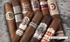 Father's Day Cigar Samplers: Father's Day Cigar Samplers from Famous Smoke Shop (Up to 60% Off). 3 Samplers Available. Free Shipping.