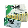 Scotch-Brite Medium-Duty Scrubbing Sponge 10-Pack