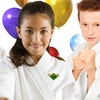 59% Off Karate-Themed Birthday Party