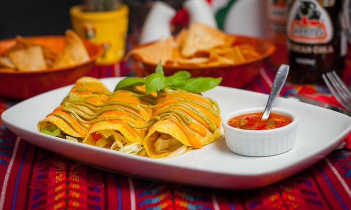 Specjały Kuchni Meksykańskiej Restauracja El Mexicano