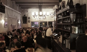 Antica Trattoria: $18 for $30 Worth of Italian Food for Dinner at Antica Trattoria