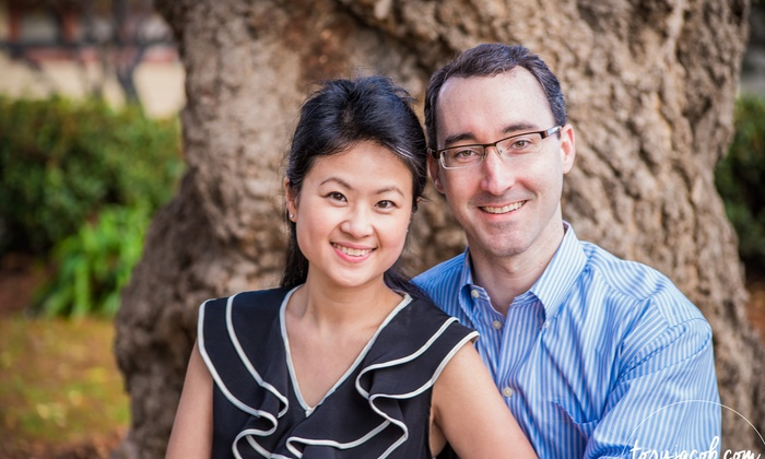 Toryjacob Photography - San Francisco: 120-Minute Engagement Photo Shoot with Retouched Digital Images from ToryJacob Photography (75% Off)