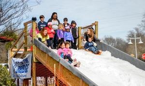 Charleston Harbor Resort and Marina: Snow Day for Two Adults and Two Kids at Charleston Harbor Resort and Marina on February 20 (Up to 33% Off)