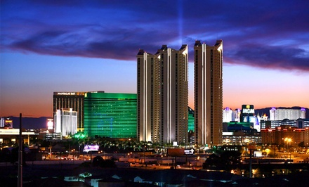 Groupon Deal: Stay at Luxury Suites International at The Signature in Las Vegas, with Dates into July