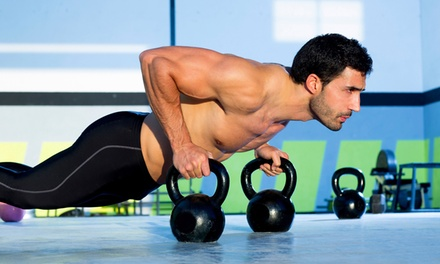 Five or 10 Plyometric Shredfit Classes at Royal Palm Beach CrossFit (Up to 70% Off)