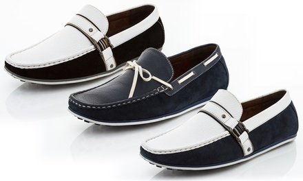Franco Vanucci Men's Driving Moccasin