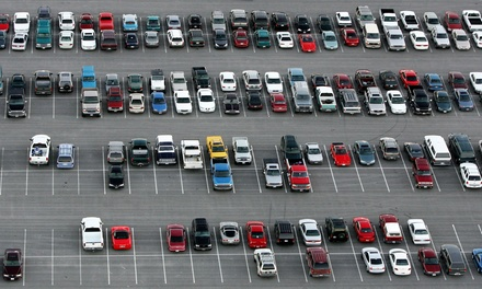 5, 7, or 10 Consecutive Days of Philadelphia International Airport Parking at Park & Jet (Up to 54% Off)