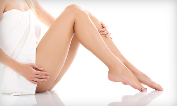 Skin Renaissance Clinic - Great Bridge: $89 for a Sclerotherapy Vein Treatment and Compression Stockings at Skin Renaissance Clinic ($270 Value)