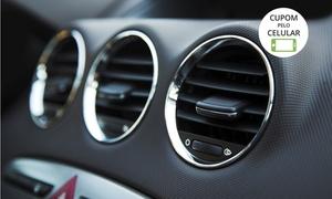 Injefrio Ar Condicionado Automotivo: Injefrio – Alecrim: carga de gás, filtro e higienizador de ar-condicionado para 1 ou 2 carros