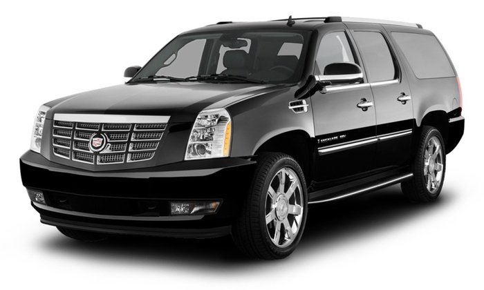 PHX VIP Rides - Phoenix: One-Way Airport Transportation from PHX Vip Rides (41% Off)