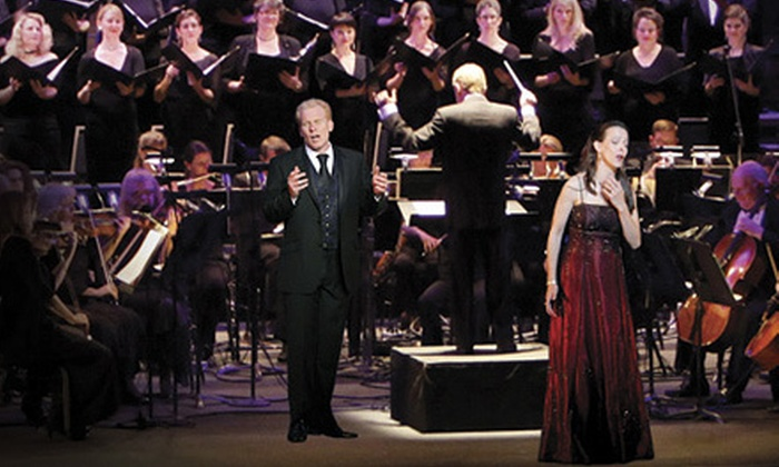 Portland Opera's Big Night - Downtown Portland: $38 to see Portland Opera's Big Night at Keller Auditorium on Saturday, September 22, at 7:30 p.m. (Up to $86 Value)
