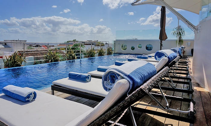 Adults-Only Boutique Hotel in Playa del Carmen