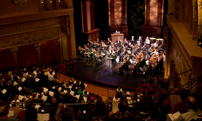 "Messiah Sing-Along - Southern Theatre: ProMusica Presents ""Messiah"" Sing-Along at Southern Theatre on Friday, December 12, at 7:30 p.m. (Up to 51% Off)"