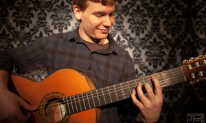 Robby Schechter Music Llc.: 60-Minute Guitar Lesson at Robby Schechter Music LLC.  (60% Off)