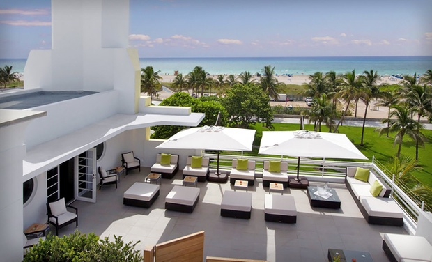 Hotel Breakwater South Beach - Miami Beach: Stay at Hotel Breakwater South Beach in Miami Beach, with Dates into August