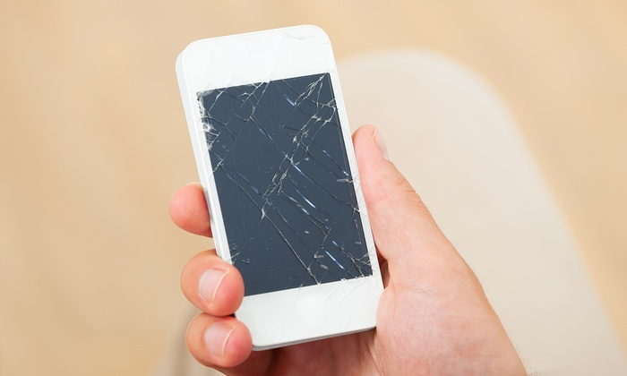 iPhone Glass Repairs at Connect PCS (Up to 51% Off). Five Options Available.
