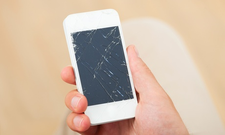 Screen and LCD Repair for iPhone or iPad Screen Repair Services at Computer Answers (Up to 34% Off) photo