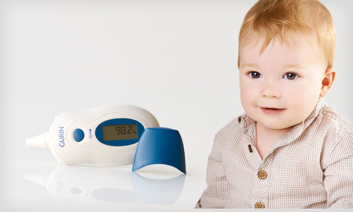 Gurin Infrared Ear Thermometer: $19 for a Gurin Infrared Ear Thermometer ($59 List Price). Free Shipping and Free Returns.