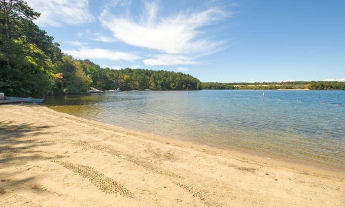Peters Pond RV Resort - Sandwich, MA: 2- or 7-Night Stay for Two Adults and Up to Four Kids 8 or Younger at Peters Pond RV Resort in Sandwich, MA
