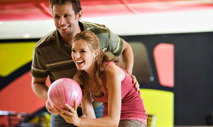 Roseland Lanes - Oakwood: Bowling and Cosmic Bowling Packages with Shoes and Soda for Up to Six at Roseland Lanes  (Up to 65% Off)