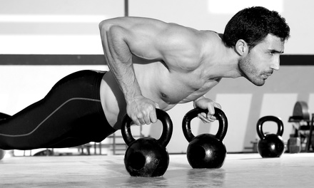 One or Two Months of Three Weekly Boot CampClasses at CrossFit Fairport (63% Off)