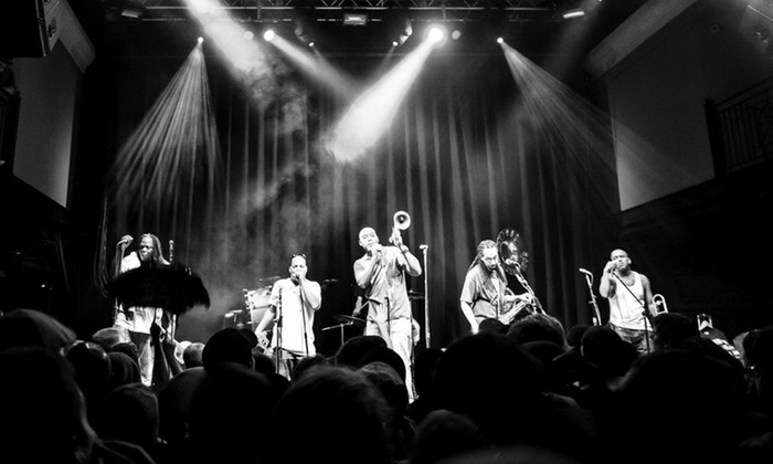 Thanksgiving Throwdown with Rebirth Brass Band and Glen David Andrews - Howlin' Wolf: Thanksgiving Throwdown with Rebirth Brass Band and Glen David Andrews on November 27 at 10 p.m. (Up to 52% Off)