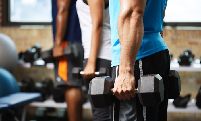 Boston Sports Club - Back Bay: One Hr Complementary P.F.W with Purchase of New Membership at Boston Sports Club