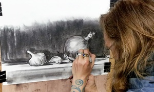 Classical Art Academy: Classical Art Academy: Introduction to Atelier Drawing from £10 (Up to 73% Off)