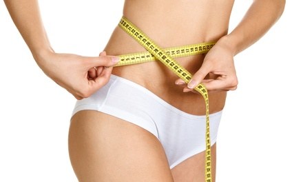 Two or Four i-Lipo Sessions with Whole-Body Vibration at Healing Hands Spa (Up to 87% Off)