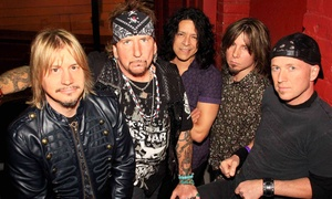 Jack Russell's Great White: Jack Russell's Great White on Thursday, December 17 at 7:30 p.m.