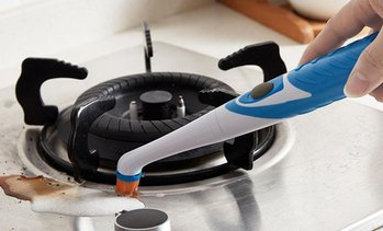 Electric Sonic Scrubber Brushes