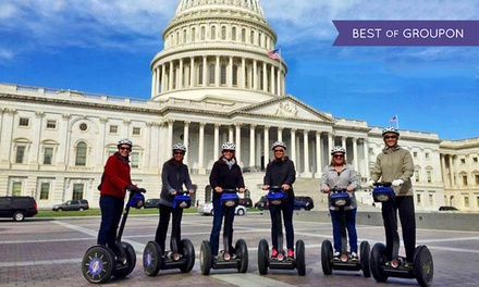 2.5-Hour Weekday Guided Segway Tour for One or Two from Bike and Roll (Up to 46% Off)