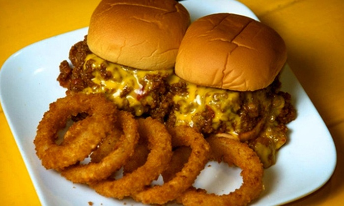 Lunchbox - Westerleigh: Sandwiches and American Cuisine at Lunchbox (Half Off). Two Options Available.