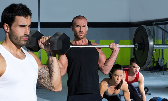 Gauntlet CrossFit - Cave Creek: CrossFit Classes at Gauntlet CrossFit (Up to 68% Off). Three Options Available.