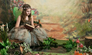 Portland Photography Ltd: Fairy Photoshoot with One Print and Two Key Rings with Portland Photography