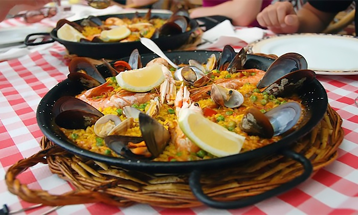 BYOB Spanish Paella Cooking Class - San Francisco: Make Mouthwatering Paella at a Spanish Cooking Workshop
