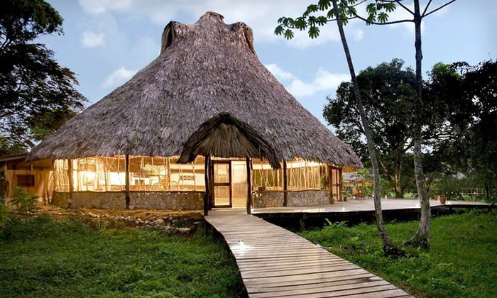 Cotton Tree Lodge - Belize: Four- or Seven-Night Stay with Guided Tour and Daily Breakfast at Cotton Tree Lodge in Belize