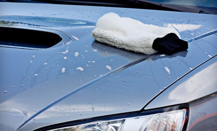 Three Car Washes with Option for Three Hand Waxes, or One Interior-and-Exterior Detail at Klean Karz Atl (Up to 84% Off)