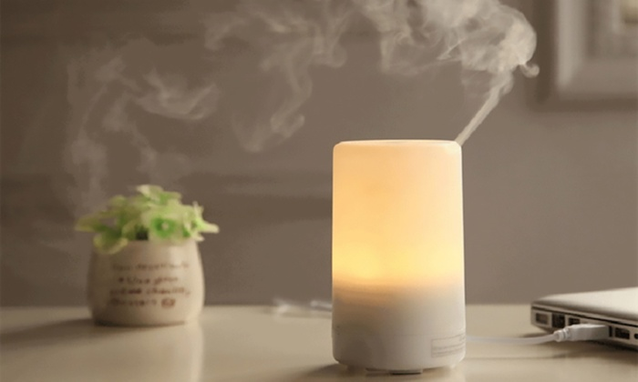 Colour-Changing Aroma Oil Diffuser and Humidifier