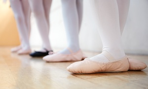 The Talent Factory: Five or Ten Dance Classes or One Month of Unlimited Classes at The Talent Factory (Up to 67% Off)