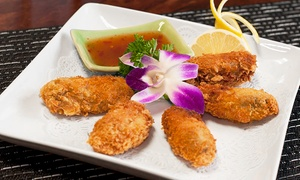 ShoYu Chinese & Japanese Cuisine: $14 for $25 Worth of Asian Fusion Cuisine at ShoYu Chinese & Japanese Cuisine