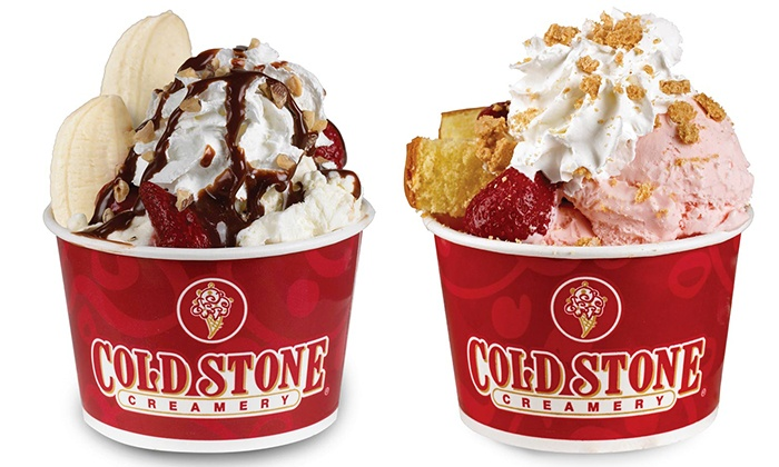 Cold Stone Creamery  - Thousand Oaks: $6.50 for $10 Worth of Ice Cream at Cold Stone Creamery