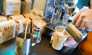 Hoot Coffee: $15 for Five Groupons, Each Good for $5 Worth of Coffee, Tea, and Soda at Hoot Coffee ($25 Total Value)