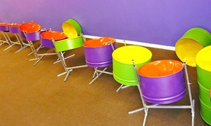 Maestro Maines Studio LLC: One Month of Steel Drum Class for One or Two Children at Maestro Maines Studio LLC (Up to 61% Off)