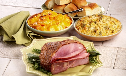 3 Signature Sandwiches or 1 HoneyBaked Ham Dinner for 4­–8 at HoneyBaked Ham & Cafe – Frederick (Up to 52% Off)