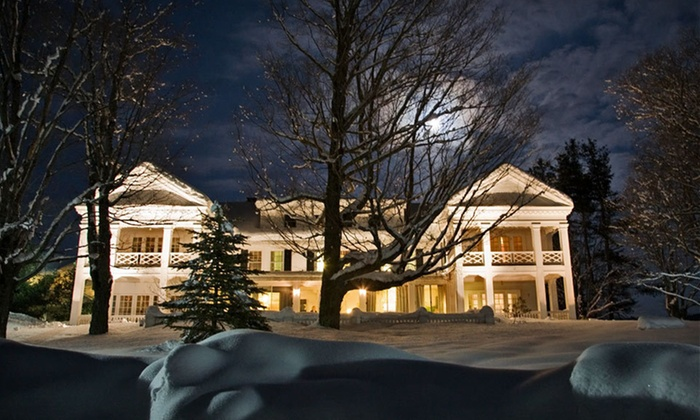 The White House Inn - Wilmington, VT: Two-Night Stay at The White House Inn in Wilmington, VT