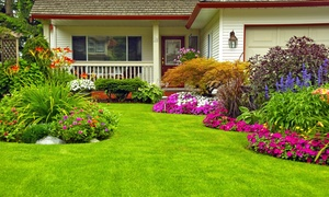 Fox Mowing and Gardening: $59 for Two Hours of Mowing and Gardening Services with Fox Mowing and Gardening (Up to $120 Value)