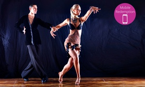 Danza Pasion: Seven-Week Salsa or Ballroom Dance Course for One ($25) or Two People ($49) at Danza Pasion, Balcatta (Up to $280 Value)